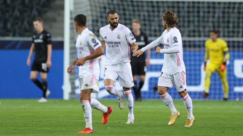 Prediksi Bola Real Madrid VS Borussia Monchengladbach - Nova88 Sports