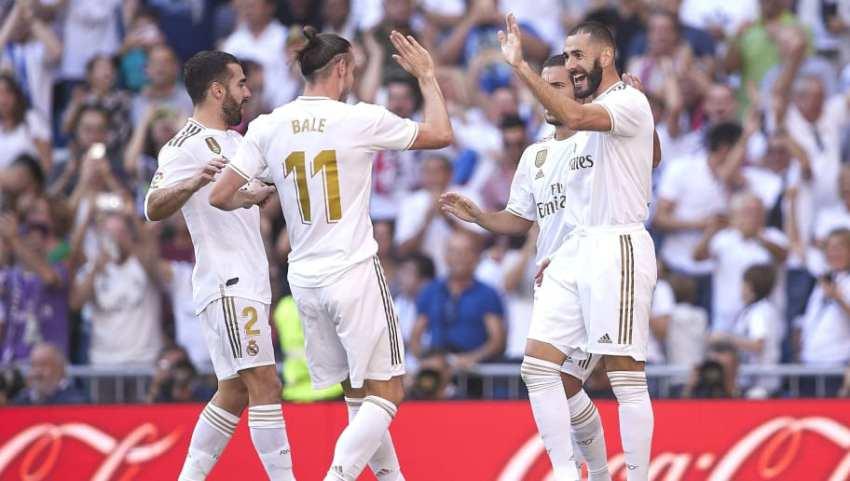 Prediksi Bola Real Madrid VS Granada CF - Nova88 Sports
