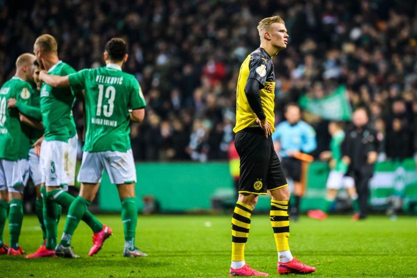 Prediksi Bola Werder Bremen VS Borussia Dortmund - Nova88 Sports