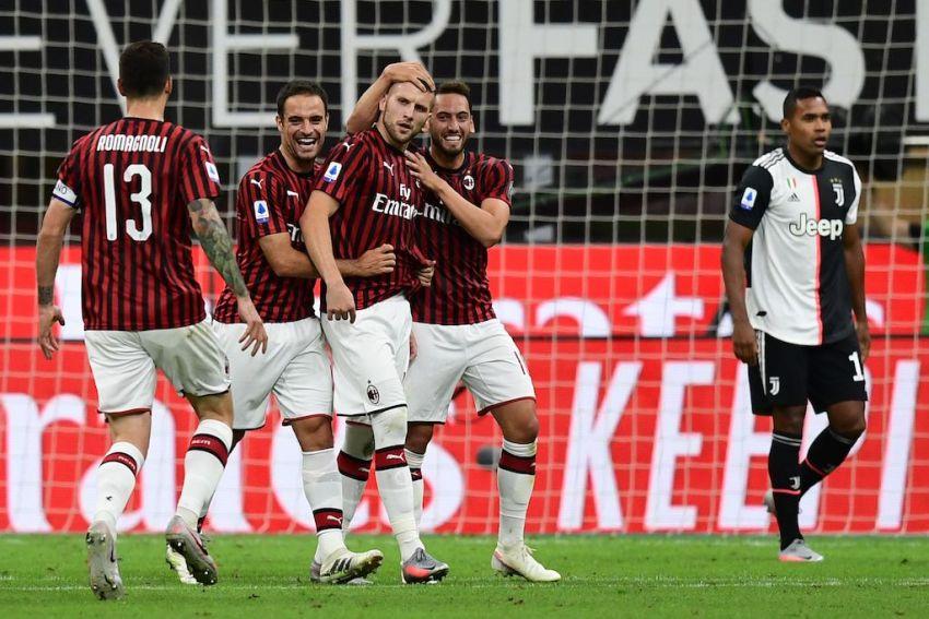 Prediksi Bola AC Milan VS Juventus - Nova88 Sports