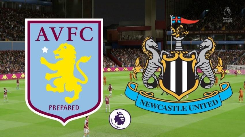 Prediksi Bola Aston Villa VS Newcastle United - Nova88 Sports