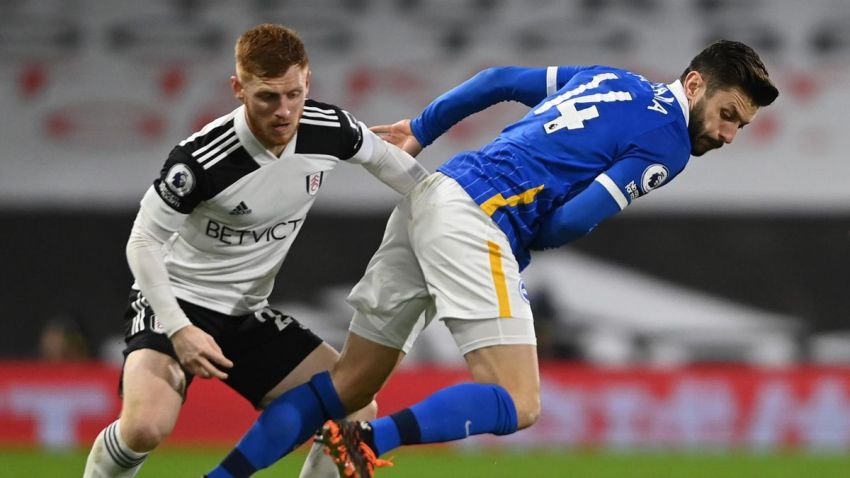 Prediksi Bola Brighton Hove Albion VS Fulham - Nova88 Sports