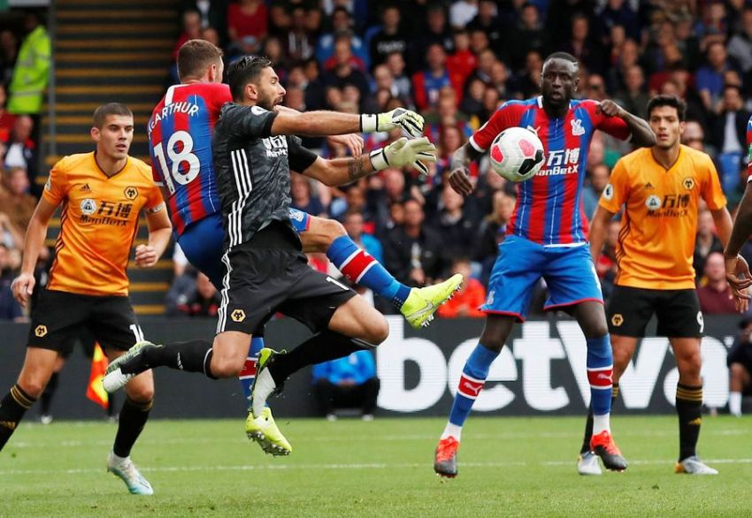 Prediksi Bola Crystal Palace VS Wolves - Nova88 Sports
