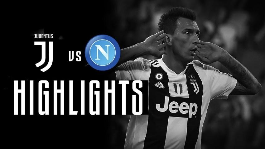 Prediksi Bola Juventus VS Napoli - Nova88 Sports