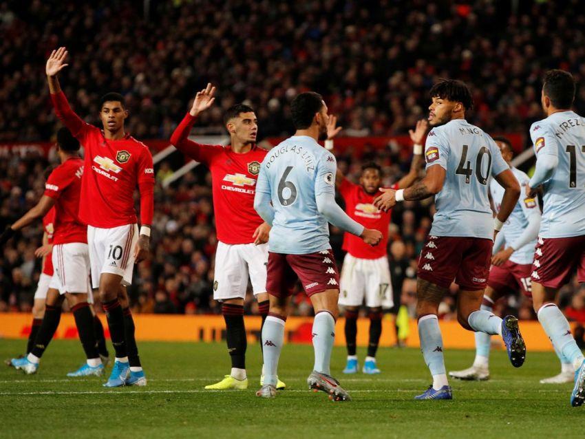 Prediksi Bola Manchester United VS Aston Villa - Nova88 Sports