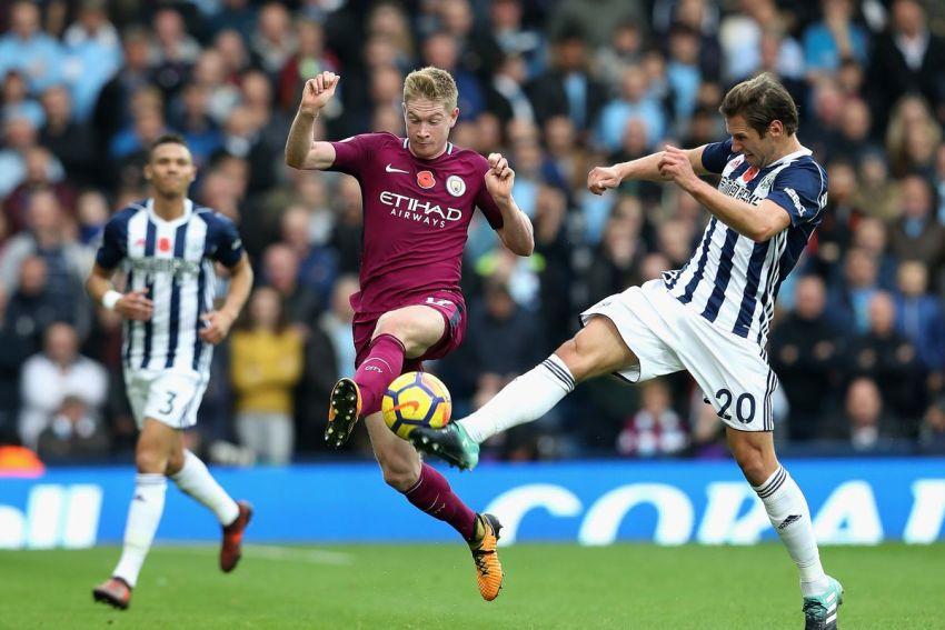 Prediksi Bola West Bromwich (WBA) VS Manchester City - Nova88 Sports