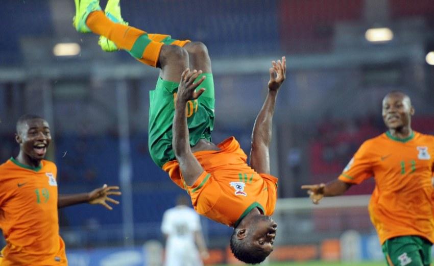 Prediksi Bola Zambia VS Uganda - Nova88 Sports