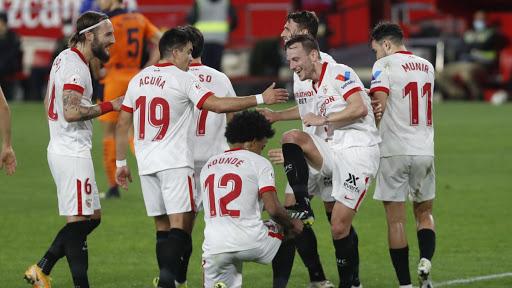 Prediksi Bola Almeria VS Sevilla - Nova88 Sports