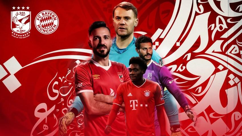 Prediksi Bola EL Ahly VS Bayern Munchen - Nova88 Sports