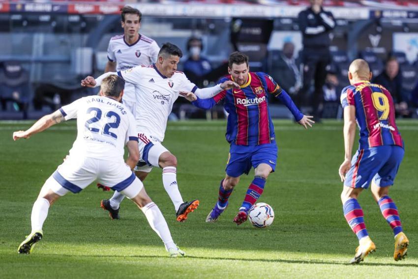 Prediksi Bola FC Barcelona VS Cadiz - Nova88 Sports