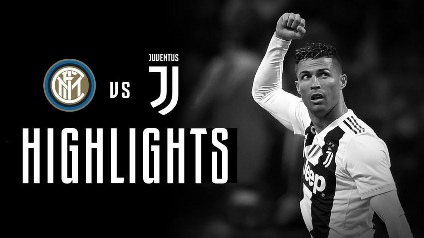 Prediksi Bola Inter Milan VS Juventus - Nova88 Sports