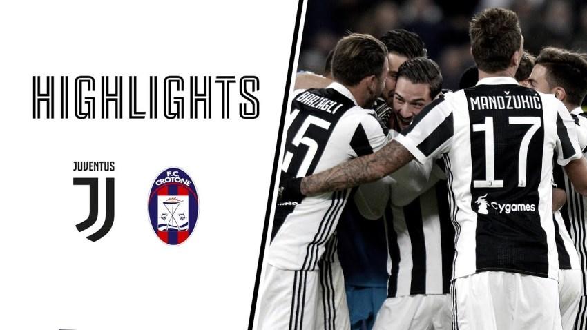 Prediksi Bola Juventus VS Crotone - Nova88 Sports