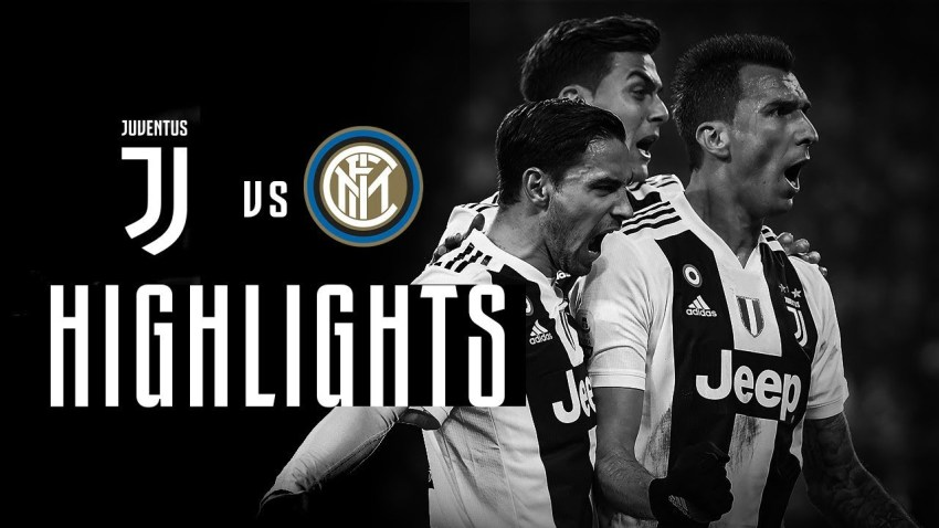 Prediksi Bola Juventus VS Inter Milan - Nova88 Sports