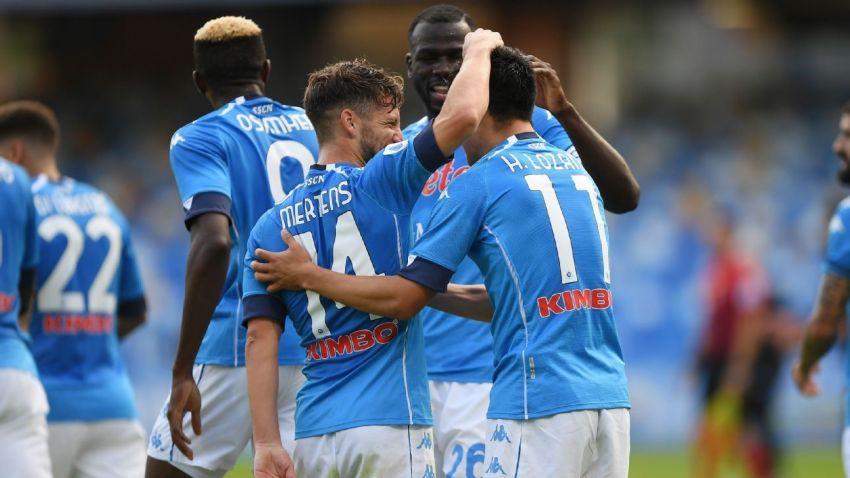 Prediksi Bola Napoli VS Atalanta - Nova88 Sports