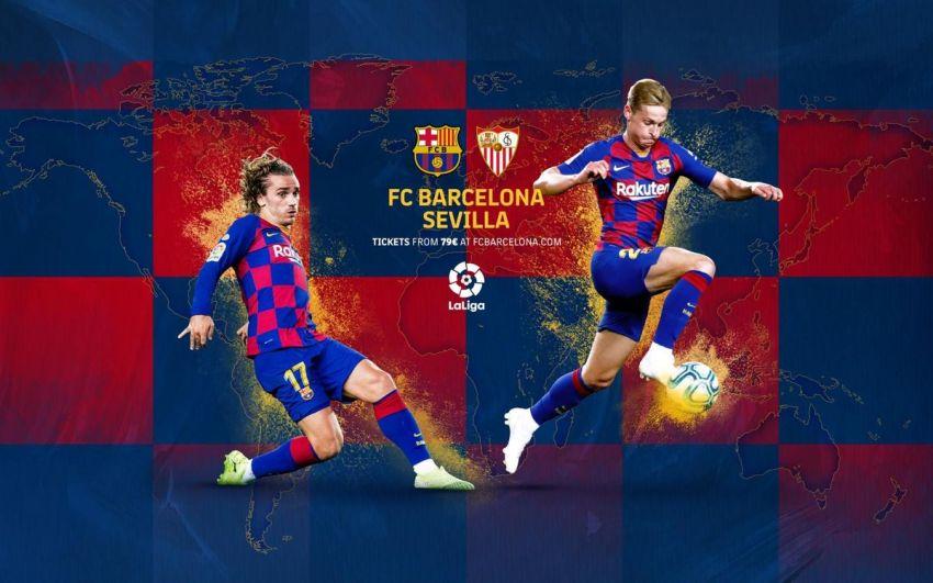 Prediksi Bola Sevilla VS FC Barcelona - Nova88 Sports