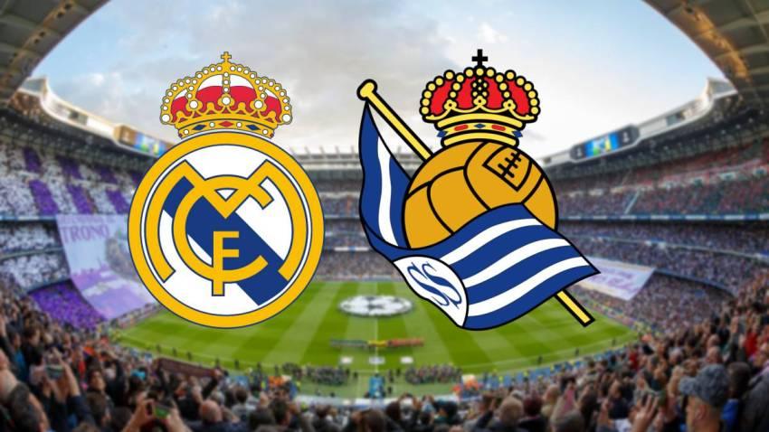 Prediksi Bola Real Madrid VS Real Sociedad - Nova88 Sports
