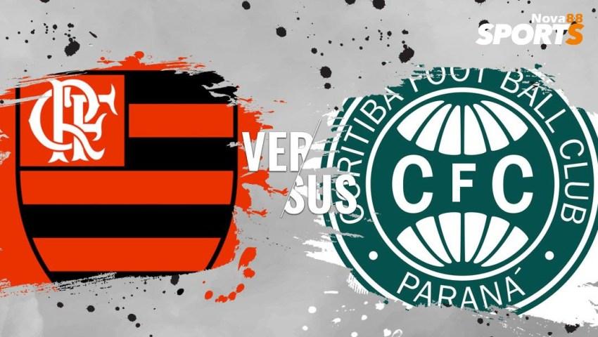 Prediksi Bola Coritiba PR VS Flamengo - Nova88 Sports
