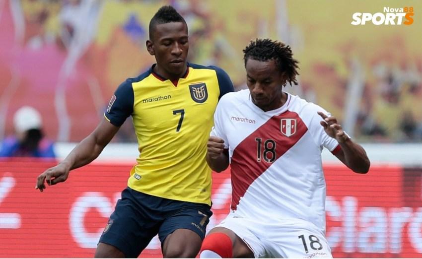 Prediksi Bola Ekuador VS Peru - Nova88 Sports