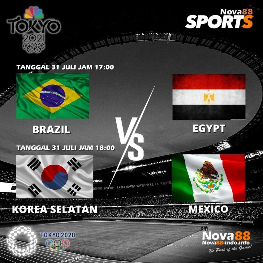 Jadwal 2 Olimpiade Tokyo 31 Juli 2021 - Nova88 Sports