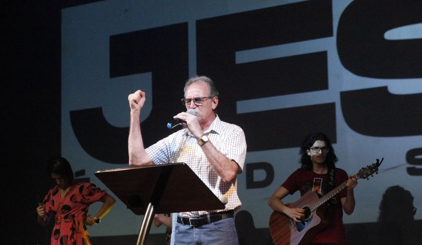 Release do Culto de Domingo 07 de Fevereiro
