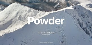 Latest 'Shot on iPhone' video follows Winter X Games competitors