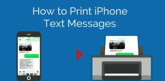 5 Easy Ways To Print Text Messages from Your iPhone