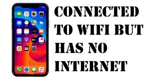 iPhone Connected To WiFi But No Internet Access? Fix Now!