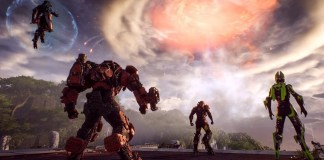 Anthem Review For PlayStation Reviews