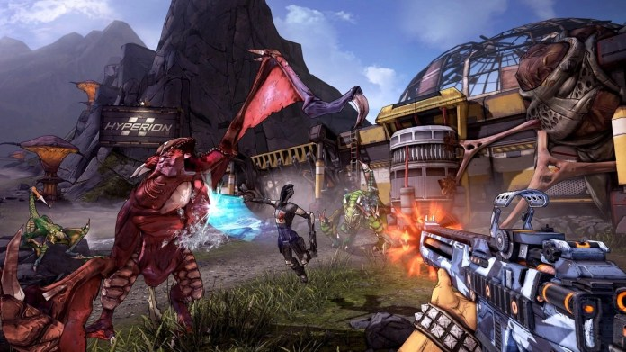 Borderlands 2:Shift Codes to obtain several Goldkeys and how to use the Shift Codes
