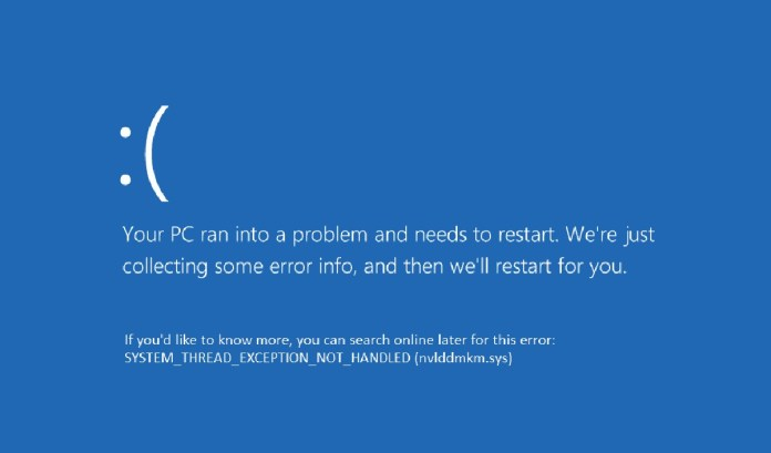 """How to Fix """"System Thread Exception Not Handled"""" Error on Windows 10"""