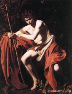 4Caravaggio_Baptist_Nelson-Atkins_Museum_of_Art,_Kansas_City