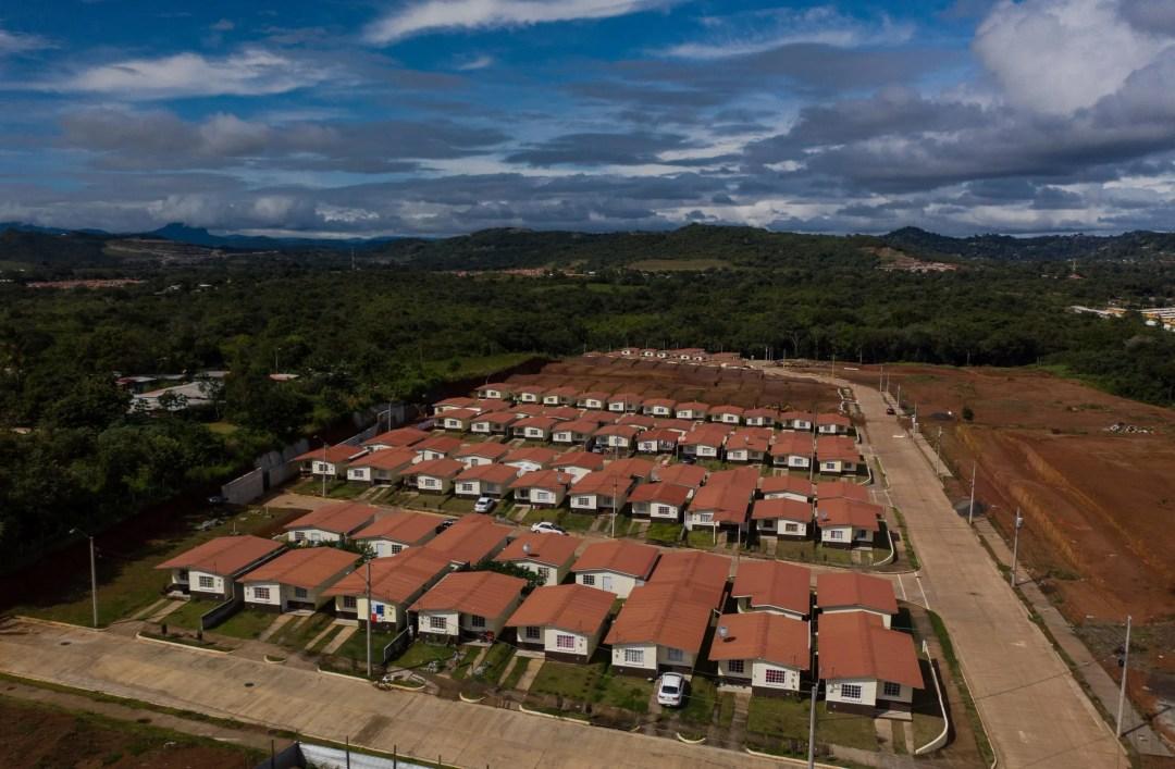 Barriadas en Chorrera Residencial Jardines de La Mitra y Jardines de La Mitra