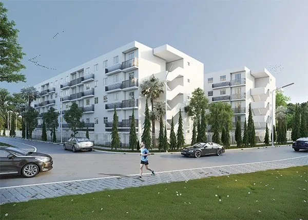 Jardines del Este - Viviendas con Bono del MIVI - Apartamentos interés social Panamá-