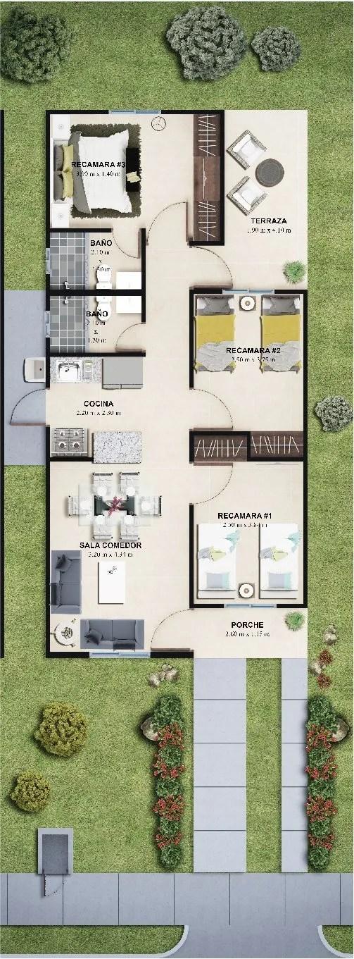 Proyectos de casas nuevas en Panamá