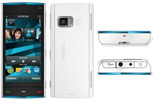 Nokia X6-00'ı Nasıl Formatlayabilirim?