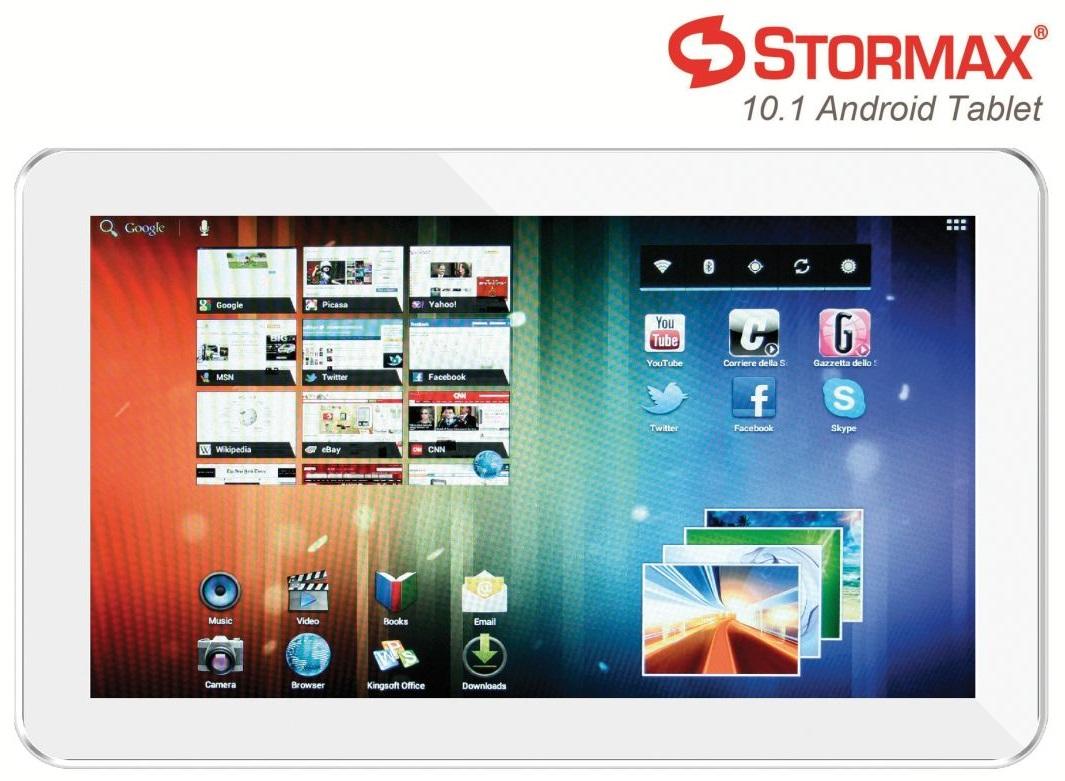 Stormax 10.1 (SMX-T1002) Tablet Bilgisayar İncelemesi