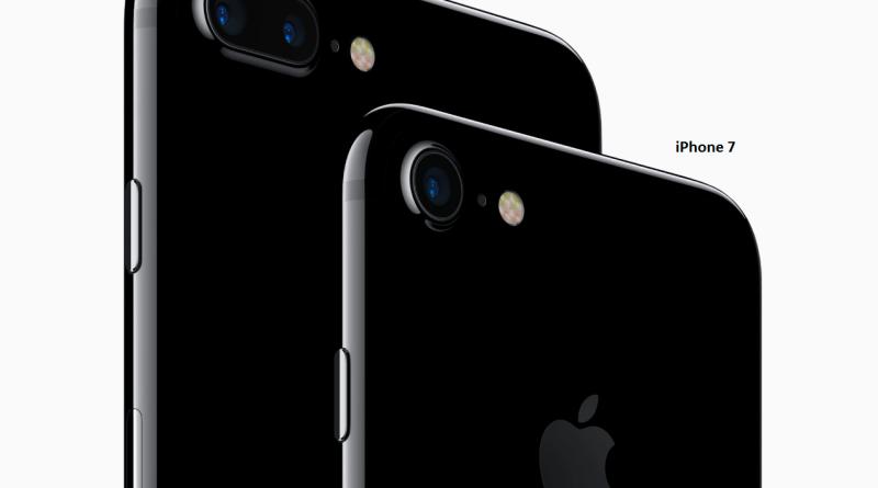 iPhone 7 ve İPhone 7 Plus Görseli