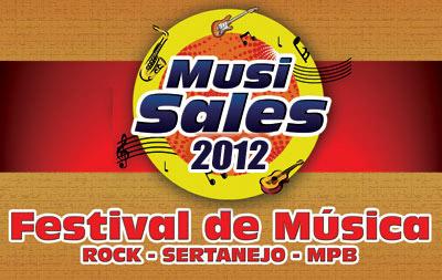 Inscrições abertas para o Musi-Sales 2012