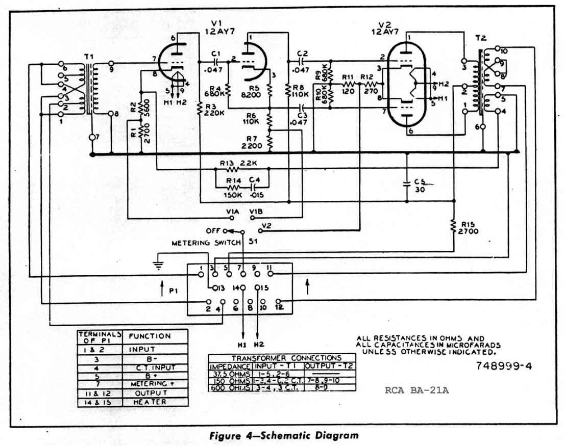 British Rca Amplifier Etc