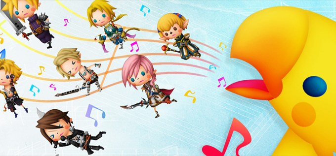 The First Volume Of Able Content For Theatrhythm Final Fantasy Curtain Call Is Set To Launch In An This Week Following Game