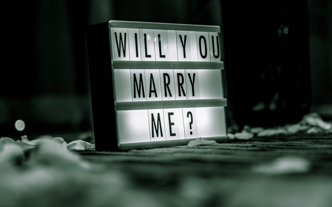 How to Propose or How Not to Propose, That is the Question
