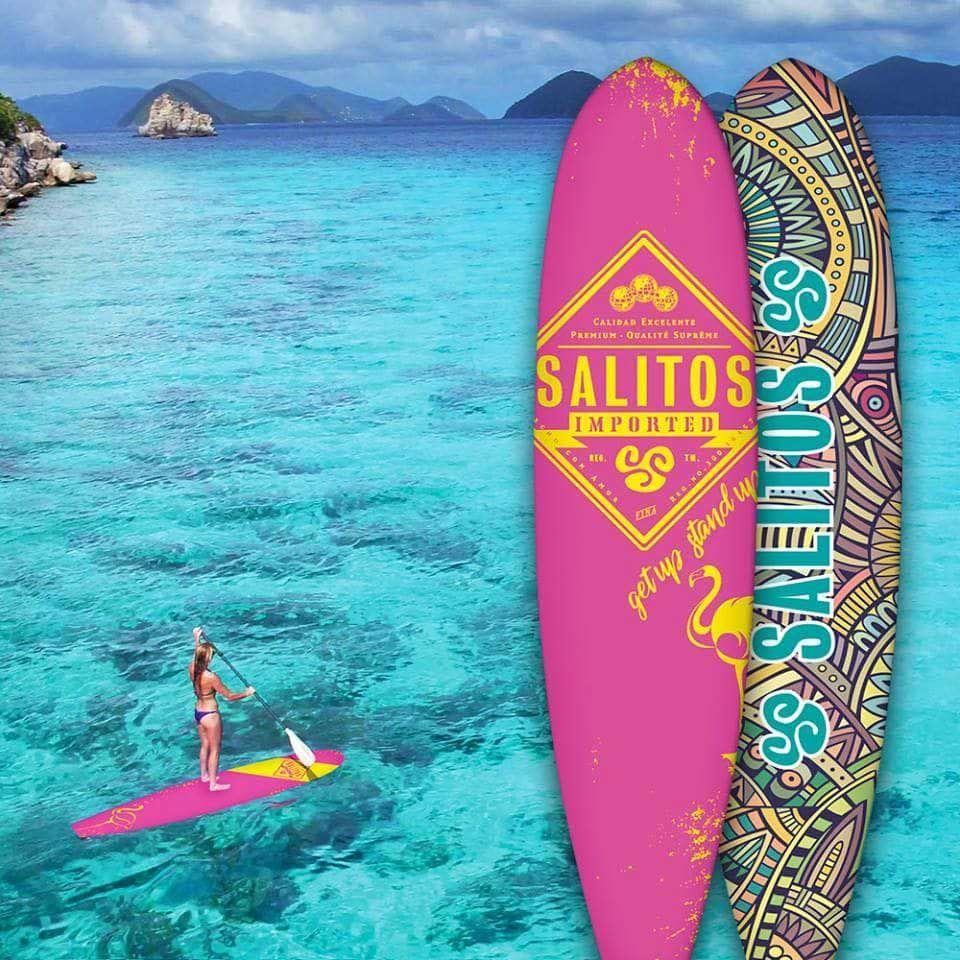 Salitos Stand Up Paddle Board Gunstig Online Kaufen Novado