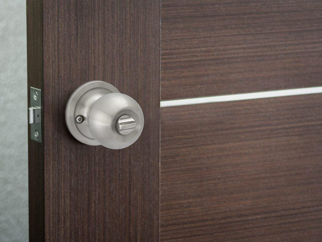 Pluto Door Knob Nova Interior Doors