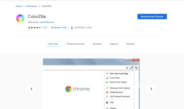 colorzilla-chrome-extensions