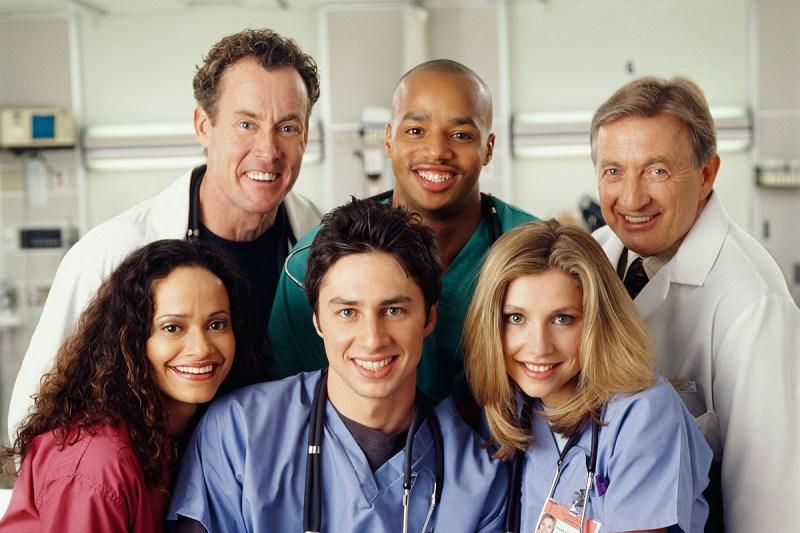 Personaggi di Scrubs