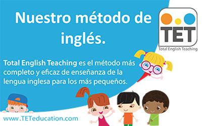 La importancia de aprender inglés desde la Escuela Infantil
