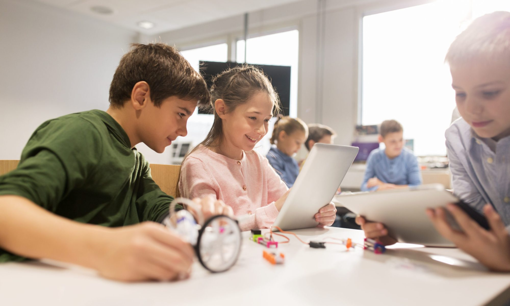 i bambini imparano l'inglese online