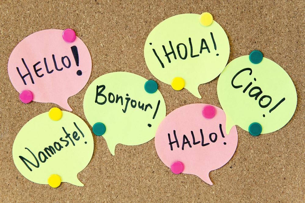 rodziny językowe