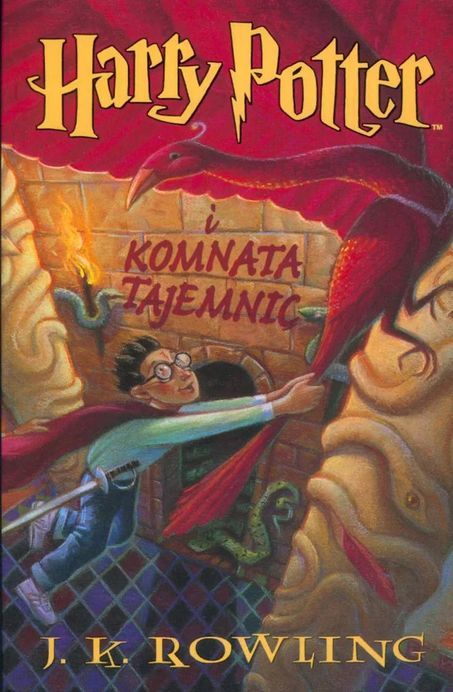 Najciekawsze książki dla dzieci - Harry Potter