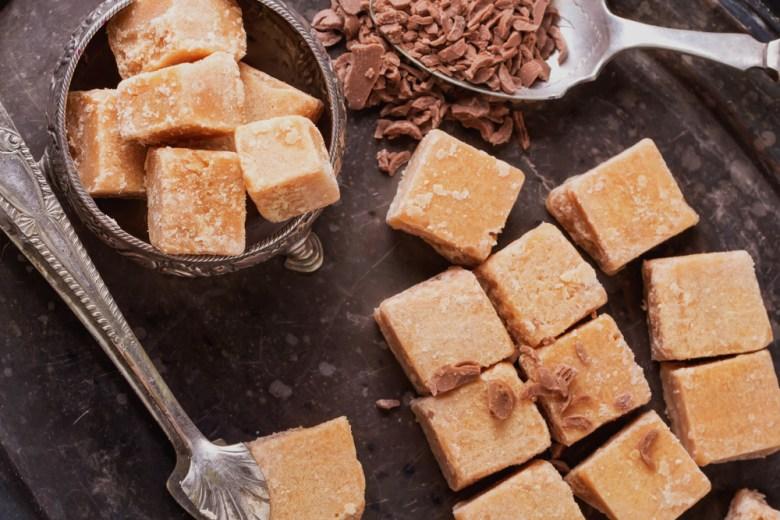 Angielskie słodycze - fudge